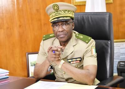 Côte d'Ivoire : Journée internationale des Douanes, le Général Da Pierre Alphonse à p...