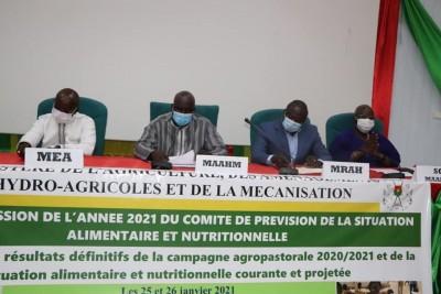 Burkina Faso : Situation alimentaire, la production agropastorale en hausse
