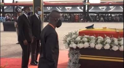 Côte d'Ivoire : Obsèques de Rawlings, Ouattara dépêche Affi et Toungara à Accra