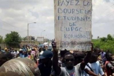 Côte d'Ivoire : Universités, début ce jeudi du  paiement d'attribution des bourses de...