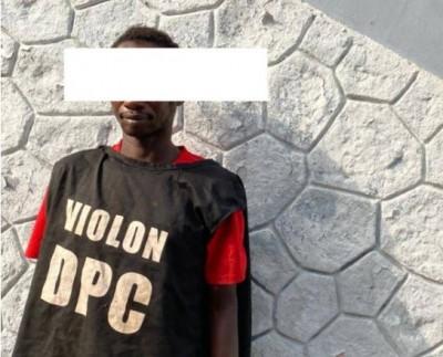 Côte d'Ivoire : Le  présumé meurtrier en série à Marcory dit avoir agi pour son « pro...