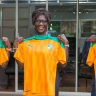 Côte d'Ivoire : FIF, Comité de Normalisation, qui est la quatrième membre Marie-Lydie...