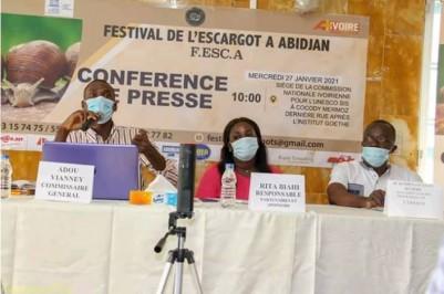 Côte d'Ivoire : Premier festival du précieux mollusque, l'escargot très prisé par des ivoiriens