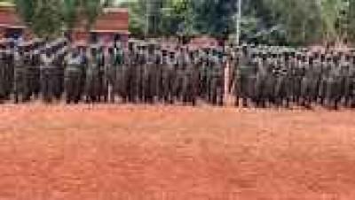 Burkina : La formation militaire de nouveau obligatoire au service national