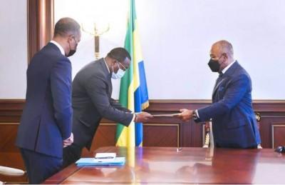 Côte d'Ivoire-Gabon : Election à la CAF, Ali Bongo promet examiner la candidature d'Anouma  avec bienveillance et attention