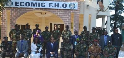 Gambie : Métamorphose de l'ECOMIG critiquée, 4 pays dont le Togo et la RCI candidats pour la mission de police
