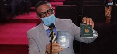Liberia :  Démission du Mr anti-corruption sur fond de controverses sur sa nationalité