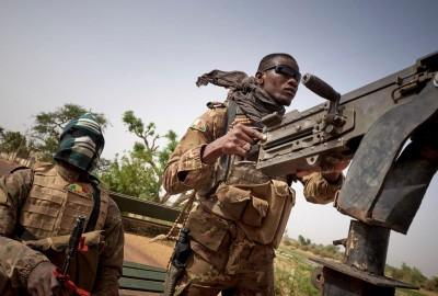 Mali : Un poste militaire attaqué par des terroristes à Boni, neuf soldats tués