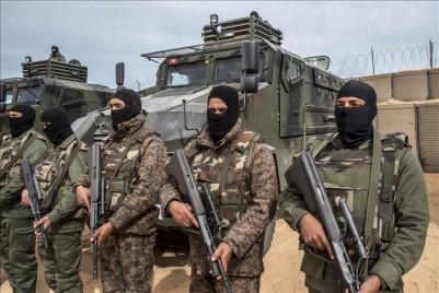 Tunisie : Quatre soldats victimes de l'explosion d'une mine dans le centre