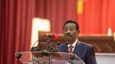 RDC : Christophe Mboso, partisan du président Tshisekedi, prend la tête de l'Assemblée nationale