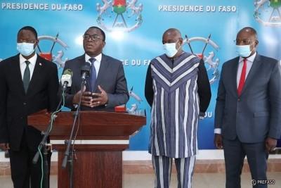 Burkina Faso : La Côte d'Ivoire recueille au moins un appui pour la candidature de Jacques Anouma à la CAF