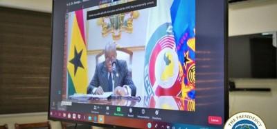 Cedeao :  Akufo-Addo double à la présidence pour un an