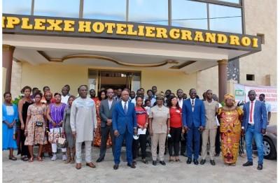 Côte d'Ivoire : Restructuration du BURIDA,  un séminaire à Jacqueville  pour la restitution et validation des travaux