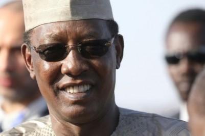 Tchad : Idriss Déby investi par son parti pour un 6ème mandat