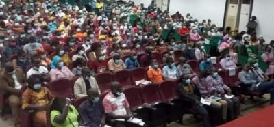 Côte d'Ivoire : Bouaké, Au cours de sa rentrée syndicale, la COORDISANTE dit attendre « l'application d'une loi prise depuis 2019...»