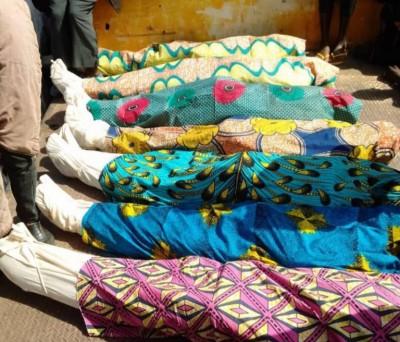 Nigeria : Des  bandits armés attaquent deux villages et font plus de 19 morts