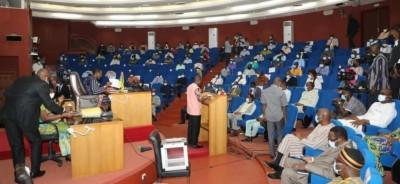 Burkina Faso : Le parlement met en place son bureau au cours d'une plénière