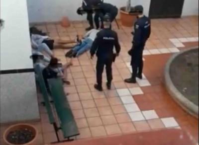 Maroc-Espagne : Choc après la diffiusion d'une vidéo montrant des jeunes migrants tabassés  par des policiers espagnols