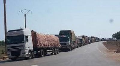Burkina Faso : Les chauffeurs routiers annoncent une grève du 22 au 26 février