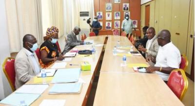 Côte d'Ivoire : Ligue1 et  2 D3 et  Football Féminin, voici les grandes décisions  prises par le Comité de Normalisation, Salif Bictogo le grand gagnant