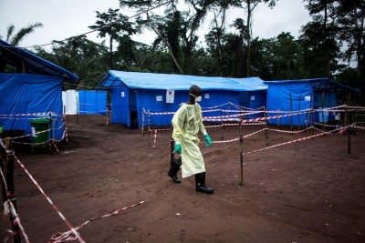 RDC : Deuxième décès après la réapparition d'Ebola, il s'agit de l'épouse d'un survivant