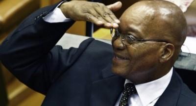 Afrique du Sud : Bras de fer judiciaire, Zuma snobe une nouvelle fois la commission anti-corruption