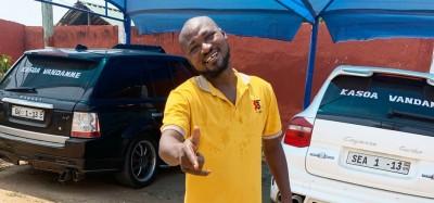 Ghana :  Un tribunal réfère le comédien Funny Face à l'hôpital psychiatrique d'Accra
