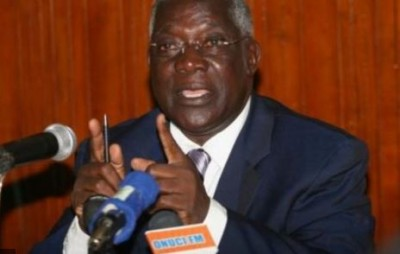 Côte d'Ivoire : Législatives 2021, Djédjé Mady : « Nous n'avons pas besoin des « béni oui-oui », à l'Assemblée nationale »