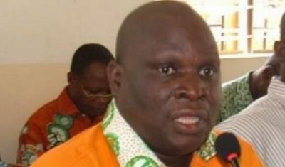 Côte d'Ivoire : Ministère de la Réconciliation  Nationale, KKB nomme Eugène Djué comme conseiller