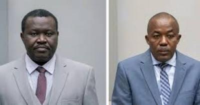 Centrafrique : Le procès conjoint de deux anciens chefs anti-balakas s'ouvre devant la CPI