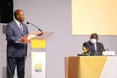 Côte d'Ivoire :  Investiture des candidats RHDP, Ouattara révèle : «Nous serons surpris des résultats de ces enquêtes quant à l'implication de certaines personnalités... »