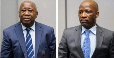 Côte d'Ivoire : CPI, la désignation d'un nouveau procureur ne saurait affecter  l'affaire Laurent Gbagbo et Blé Goudé