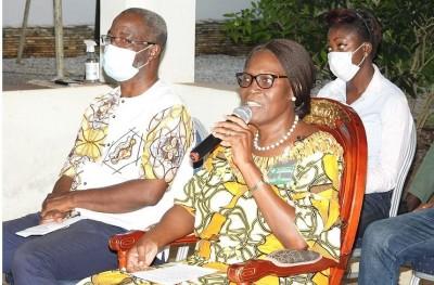 Côte d'Ivoire : Prise pour cible, Simone Gbagbo refait l'histoire du FPI