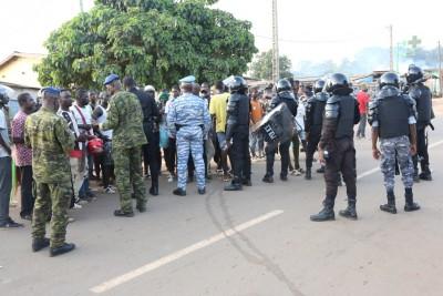 Côte d'Ivoire : Exercices en préparation de la sécurisation des élections législatives, communiqué de l'Etat major des armées