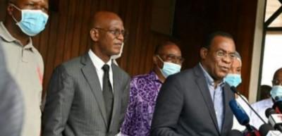Côte d'Ivoire : Pour Affi N'Guessan,  de la plateforme de l'opposition n'existe plus