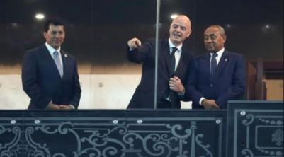 Côte d'Ivoire : Ingérence de la FIFA dans  l'élection de  la CAF, Infantino a-t-il déjà choisi son camp ? Il visite des candidats et évite Anouma, danger à l'horizon !