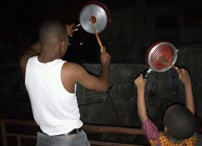 Gabon : Covid-19, opération «révolution des casseroles», la police tire à balles réel...