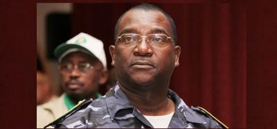 Togo :  Deuil à la police nationale, l'ancien DG Koudouovoh n'est plus
