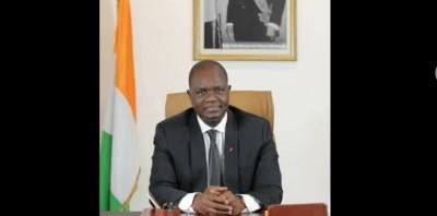 Côte d'Ivoire : Amadou Soumahoro met fin à l'infox de son supposé décès « Je ne suis pas encore mort et je viendrai dans les prochains jours.»