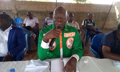 Côte d'Ivoire : Sakassou, en plus de ses actions de développement, le Dircab d'Hamed Bakayoko ratisse pour le RHDP