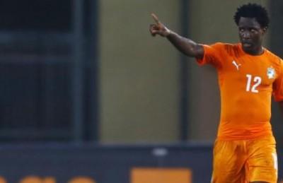 Côte d'Ivoire : Wilfried Bony sans club se dit toujours sélectionnable avec les éléphants