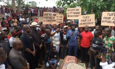 Côte d'Ivoire : Violences  électorales en 2020, les assassins de Koffi Toussaint atro...