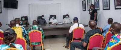 Côte d'Ivoire : Pour promouvoir l'artisanat local, les imprimeurs de Bouaké mis à contribution