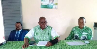 Côte d'Ivoire : S'excusant auprès des candidats à la candidature non retenus, Kouadio...