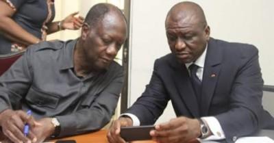 Côte d'Ivoire : Son premier ministre en repos à Paris, Alassane Ouattara s'envole pou...