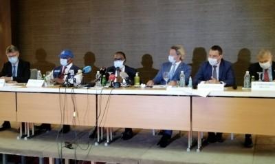 Côte d'Ivoire :    Lutte contre la COVID-19, 504 mille doses du vaccin AstraZeneca ré...