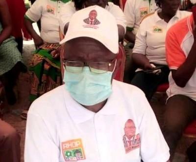 Côte d'Ivoire : Le candidat RHDP à Botro déclare pendant sa campagne: « Je peux vous...