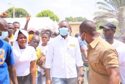 Côte d'Ivoire : Selon le candidat RHDP Sidi Touré : « Seule la liste que nous conduis...