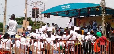 Côte d'Ivoire : Souhaitant « être une solution pour Sakassou comme ADO pour la Côte d...