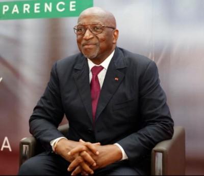 Côte d'Ivoire : Election à la  CAF, Jacques Anouma n'a pas jeté l'éponge au profit du...
